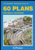 Peco PB-3 The Railway Modeller Book of 60 Plans for small locations